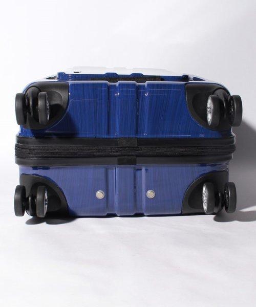 Travel Selection(トラベルセレクション)/スーツケース フロントオープン ポライト S 機内持ち込み対応サイズ/7420342_img07