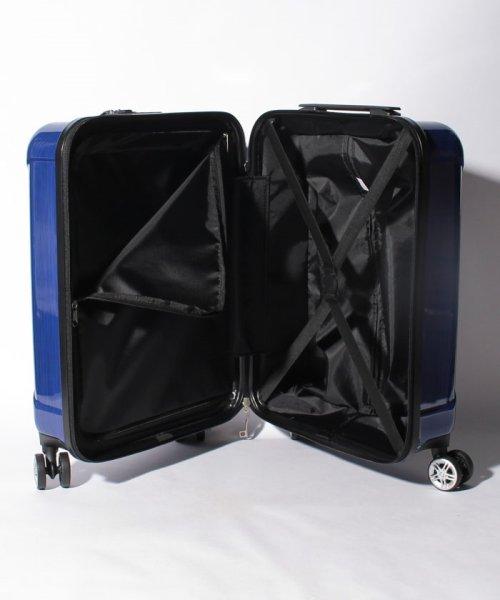 Travel Selection(トラベルセレクション)/スーツケース フロントオープン ポライト S 機内持ち込み対応サイズ/7420342_img10
