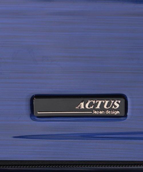 Travel Selection(トラベルセレクション)/スーツケース フロントオープン ポライト S 機内持ち込み対応サイズ/7420342_img11