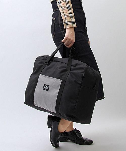 REGiSTA(レジスタ)/【大容量】ナイロンパッカブル(折りたたみ)ボストンバッグ/旅行バッグ/570_img03