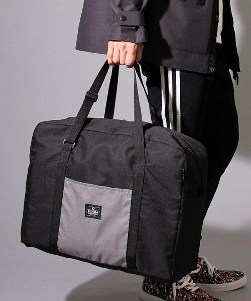 REGiSTA(レジスタ)/【大容量】ナイロンパッカブル(折りたたみ)ボストンバッグ/旅行バッグ/570_img05