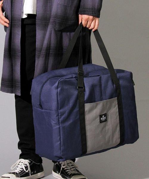 REGiSTA(レジスタ)/【大容量】ナイロンパッカブル(折りたたみ)ボストンバッグ/旅行バッグ/570_img07
