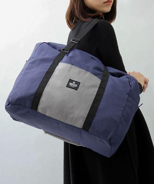 REGiSTA(レジスタ)/【大容量】ナイロンパッカブル(折りたたみ)ボストンバッグ/旅行バッグ/570_img08