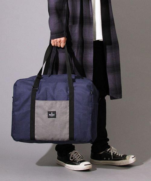 REGiSTA(レジスタ)/【大容量】ナイロンパッカブル(折りたたみ)ボストンバッグ/旅行バッグ/570_img09