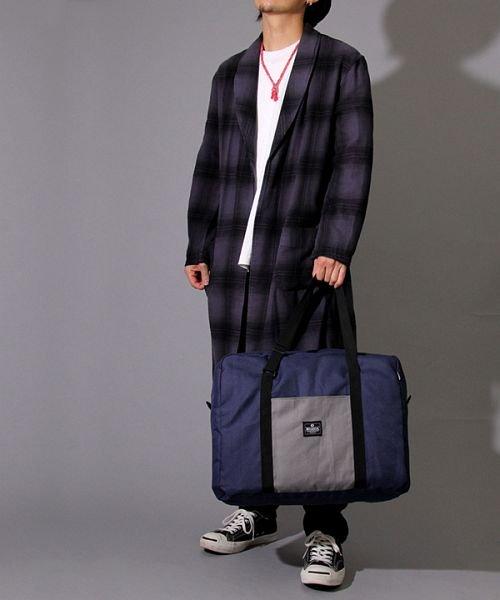 REGiSTA(レジスタ)/【大容量】ナイロンパッカブル(折りたたみ)ボストンバッグ/旅行バッグ/570_img10