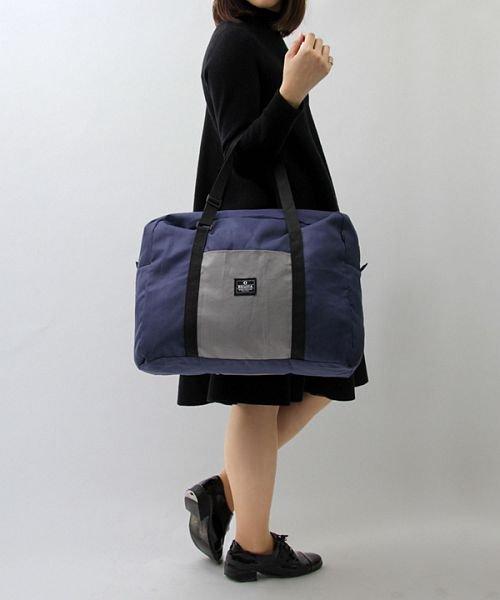 REGiSTA(レジスタ)/【大容量】ナイロンパッカブル(折りたたみ)ボストンバッグ/旅行バッグ/570_img12