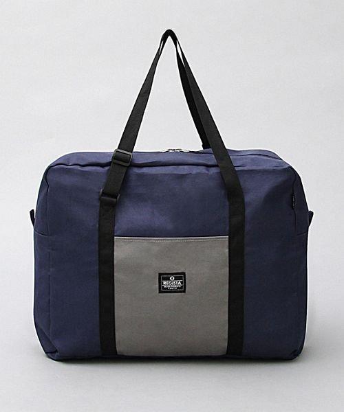 REGiSTA(レジスタ)/【大容量】ナイロンパッカブル(折りたたみ)ボストンバッグ/旅行バッグ/570_img15