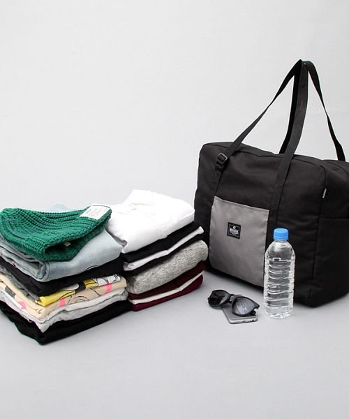 REGiSTA(レジスタ)/【大容量】ナイロンパッカブル(折りたたみ)ボストンバッグ/旅行バッグ/570_img20