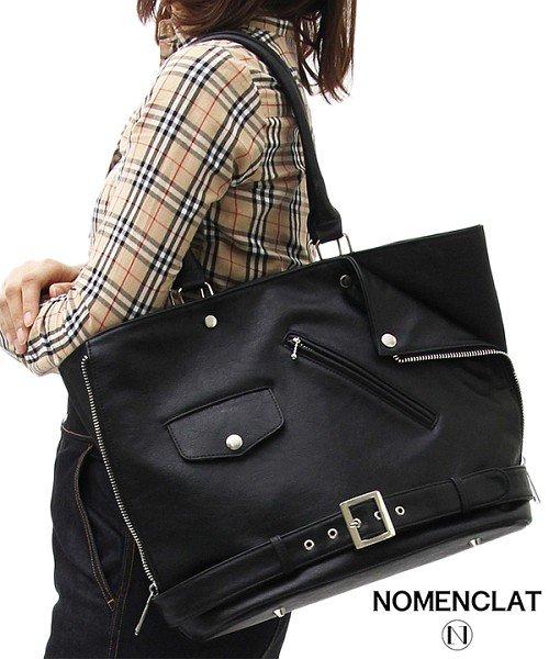 NOMENCLAT(ノーメンクラート)/ライダースデザインクラッチバッグ/NCBG-1014_img22