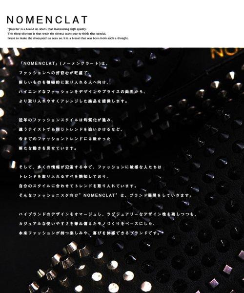 NOMENCLAT(ノーメンクラート)/グラデーションスタッズオペラパンプス/NCT-1005_img02