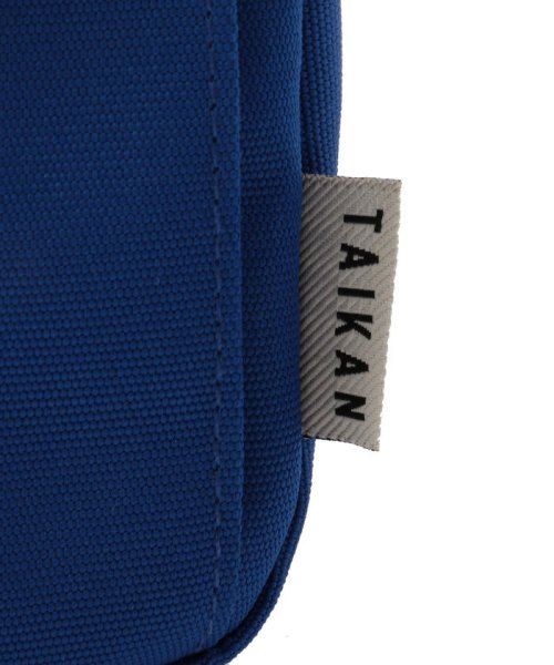 SHIPS JET BLUE(シップス ジェットブルー)/【MEN'S NON-NO 9月号掲載】TAIKAN:RAVEN ミニショルダーバッグ/128430627_img08