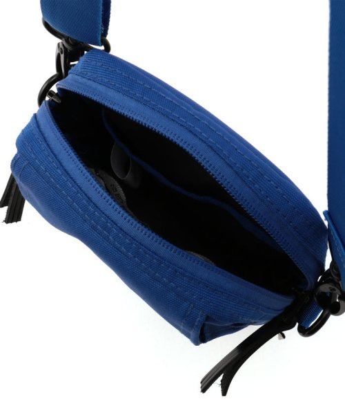 SHIPS JET BLUE(シップス ジェットブルー)/【MEN'S NON-NO 9月号掲載】TAIKAN:RAVEN ミニショルダーバッグ/128430627_img09