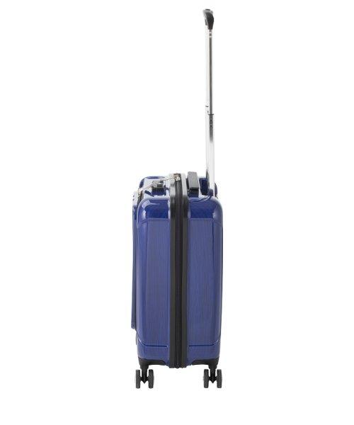 Travel Selection(トラベルセレクション)/スーツケース フロントオープン ポライト S 機内持ち込み対応サイズ/7420342_img02