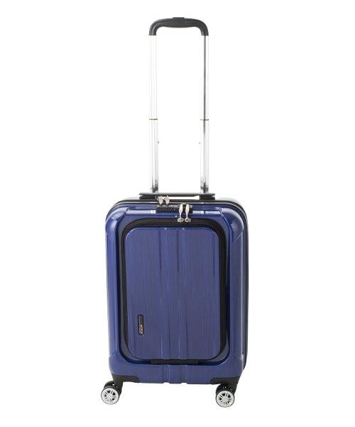 Travel Selection(トラベルセレクション)/スーツケース フロントオープン ポライト S 機内持ち込み対応サイズ/7420342_img03