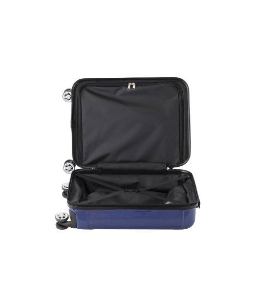 Travel Selection(トラベルセレクション)/スーツケース フロントオープン ポライト S 機内持ち込み対応サイズ/7420342_img04