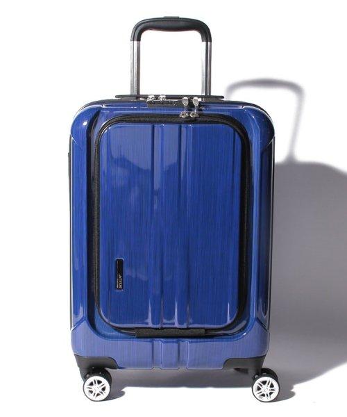 Travel Selection(トラベルセレクション)/スーツケース フロントオープン ポライト S 機内持ち込み対応サイズ/7420342_img13