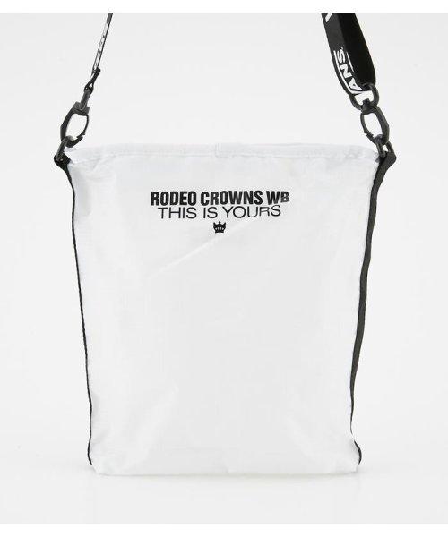 RODEO CROWNS WIDE BOWL(ロデオクラウンズワイドボウル)/VANS サコッシュ/420BAA01-0190_img04