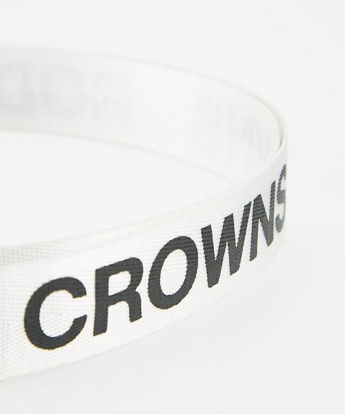 RODEO CROWNS WIDE BOWL(ロデオクラウンズワイドボウル)/R goods SKATER BELT/420BAY55-0620_img02