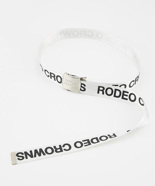RODEO CROWNS WIDE BOWL(ロデオクラウンズワイドボウル)/R goods SKATER BELT/420BAY55-0620_img03