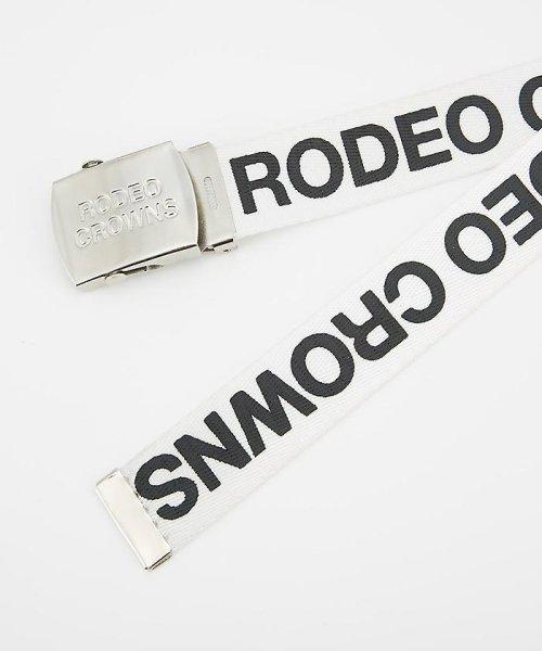 RODEO CROWNS WIDE BOWL(ロデオクラウンズワイドボウル)/R goods SKATER BELT/420BAY55-0620_img04