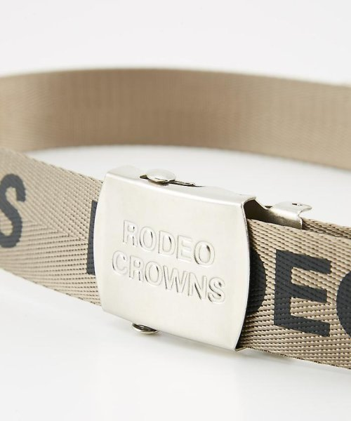 RODEO CROWNS WIDE BOWL(ロデオクラウンズワイドボウル)/R goods SKATER BELT/420BAY55-0620_img11