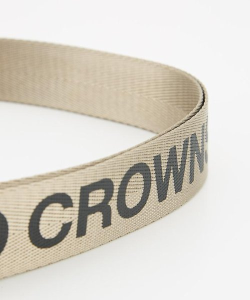 RODEO CROWNS WIDE BOWL(ロデオクラウンズワイドボウル)/R goods SKATER BELT/420BAY55-0620_img12