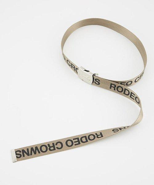 RODEO CROWNS WIDE BOWL(ロデオクラウンズワイドボウル)/R goods SKATER BELT/420BAY55-0620_img13
