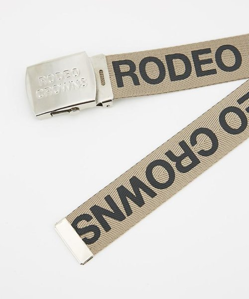 RODEO CROWNS WIDE BOWL(ロデオクラウンズワイドボウル)/R goods SKATER BELT/420BAY55-0620_img14