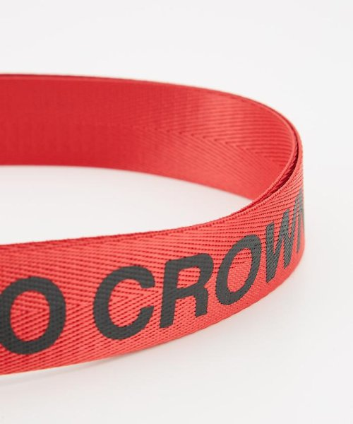 RODEO CROWNS WIDE BOWL(ロデオクラウンズワイドボウル)/R goods SKATER BELT/420BAY55-0620_img17