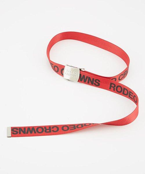 RODEO CROWNS WIDE BOWL(ロデオクラウンズワイドボウル)/R goods SKATER BELT/420BAY55-0620_img18