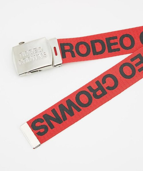 RODEO CROWNS WIDE BOWL(ロデオクラウンズワイドボウル)/R goods SKATER BELT/420BAY55-0620_img19