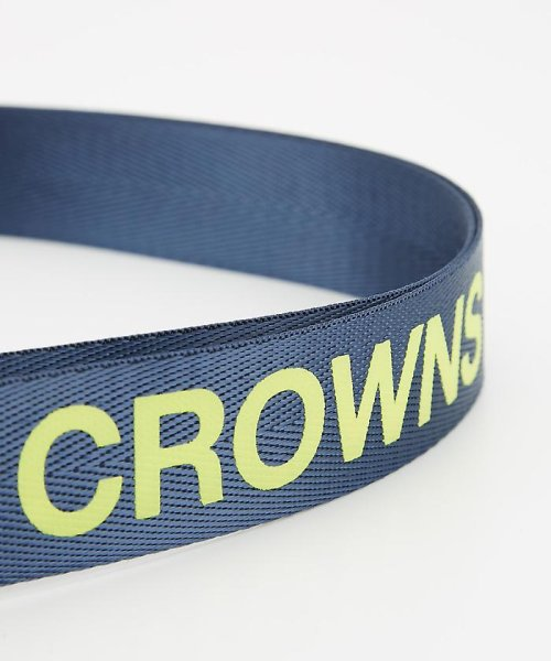 RODEO CROWNS WIDE BOWL(ロデオクラウンズワイドボウル)/R goods SKATER BELT/420BAY55-0620_img22