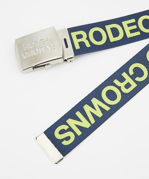 RODEO CROWNS WIDE BOWL(ロデオクラウンズワイドボウル)/R goods SKATER BELT/420BAY55-0620_img24