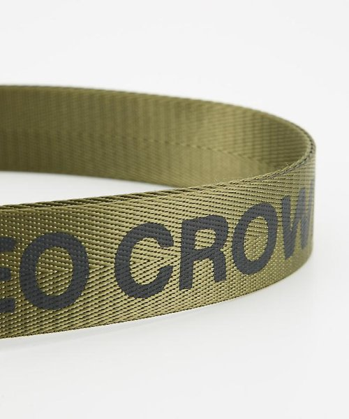RODEO CROWNS WIDE BOWL(ロデオクラウンズワイドボウル)/R goods SKATER BELT/420BAY55-0620_img26