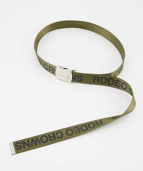 RODEO CROWNS WIDE BOWL(ロデオクラウンズワイドボウル)/R goods SKATER BELT/420BAY55-0620_img27
