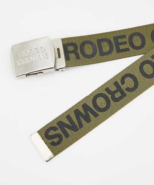 RODEO CROWNS WIDE BOWL(ロデオクラウンズワイドボウル)/R goods SKATER BELT/420BAY55-0620_img28