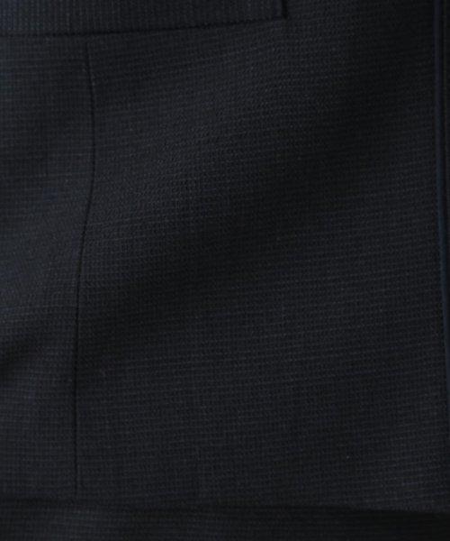 Demi-Luxe BEAMS(デミルクスビームス)/Demi-Luxe BEAMS / ツイード ノーカラーVネックジャケット 19FO/68160155126_img20