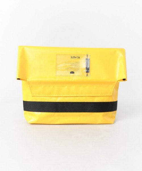 URBAN RESEARCH(アーバンリサーチ)/RE.MATE TARPAULIN CLUTCH/B/MA18AWOTH04UM_img02