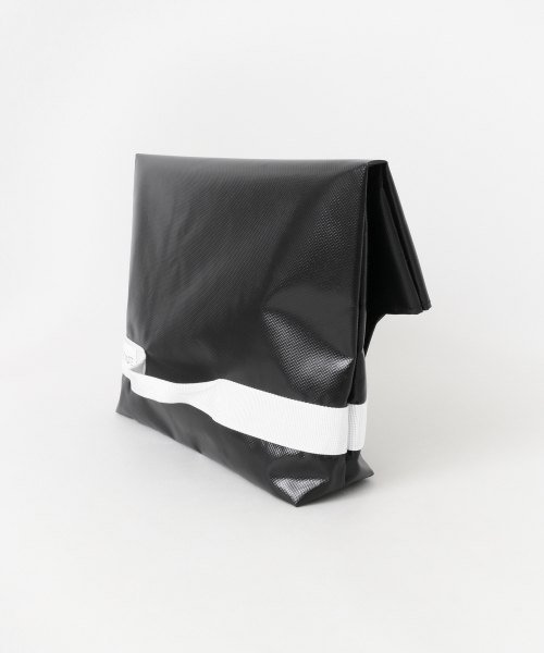 URBAN RESEARCH(アーバンリサーチ)/RE.MATE TARPAULIN CLUTCH/B/MA18AWOTH04UM_img03