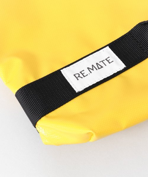 URBAN RESEARCH(アーバンリサーチ)/RE.MATE TARPAULIN CLUTCH/B/MA18AWOTH04UM_img12
