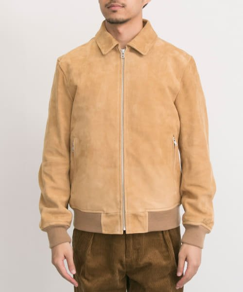 URBAN RESEARCH(アーバンリサーチ)/FREEMANS SPORTING CLUB JP GOAT SUEDE SPORTS JACKET/UF86-17B011_img03