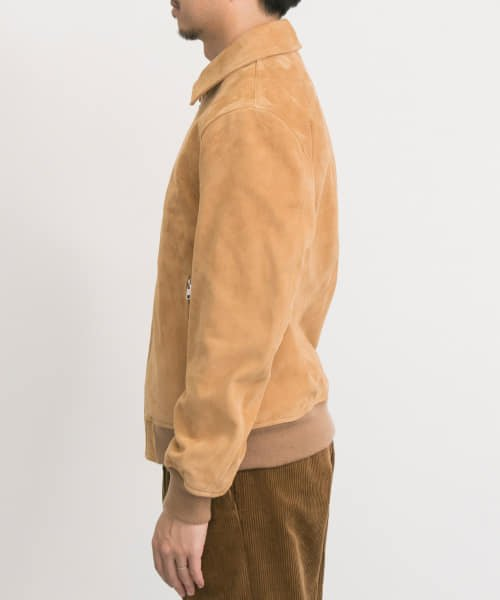 URBAN RESEARCH(アーバンリサーチ)/FREEMANS SPORTING CLUB JP GOAT SUEDE SPORTS JACKET/UF86-17B011_img04