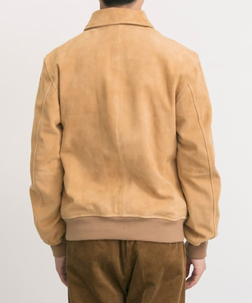 URBAN RESEARCH(アーバンリサーチ)/FREEMANS SPORTING CLUB JP GOAT SUEDE SPORTS JACKET/UF86-17B011_img05