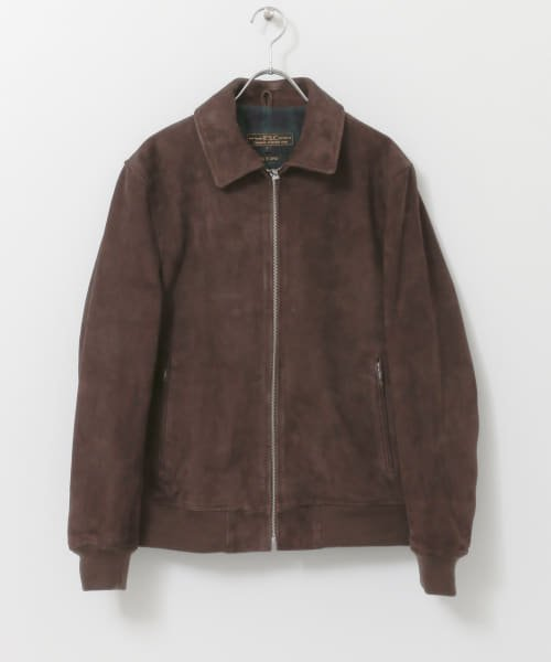 URBAN RESEARCH(アーバンリサーチ)/FREEMANS SPORTING CLUB JP GOAT SUEDE SPORTS JACKET/UF86-17B011_img06
