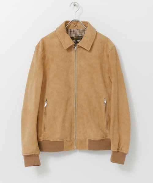 URBAN RESEARCH(アーバンリサーチ)/FREEMANS SPORTING CLUB JP GOAT SUEDE SPORTS JACKET/UF86-17B011_img07