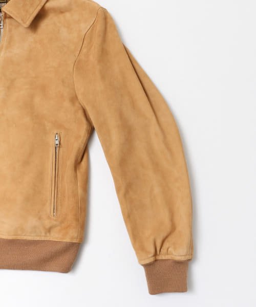 URBAN RESEARCH(アーバンリサーチ)/FREEMANS SPORTING CLUB JP GOAT SUEDE SPORTS JACKET/UF86-17B011_img10