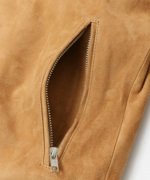 URBAN RESEARCH(アーバンリサーチ)/FREEMANS SPORTING CLUB JP GOAT SUEDE SPORTS JACKET/UF86-17B011_img11