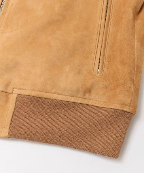 URBAN RESEARCH(アーバンリサーチ)/FREEMANS SPORTING CLUB JP GOAT SUEDE SPORTS JACKET/UF86-17B011_img12