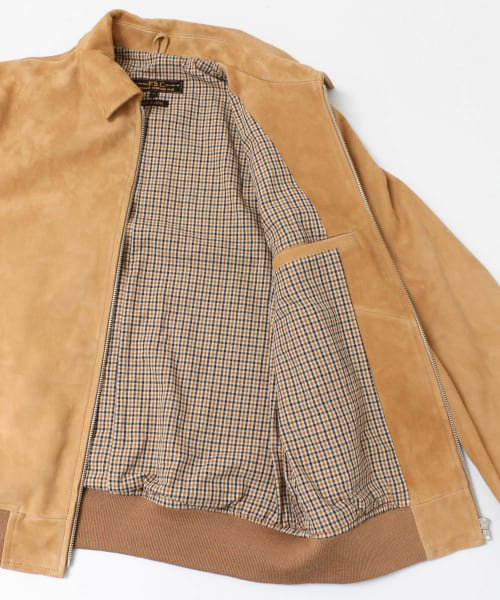 URBAN RESEARCH(アーバンリサーチ)/FREEMANS SPORTING CLUB JP GOAT SUEDE SPORTS JACKET/UF86-17B011_img13
