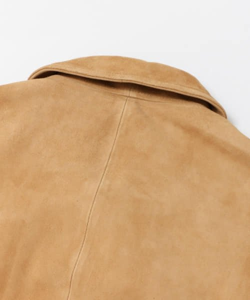 URBAN RESEARCH(アーバンリサーチ)/FREEMANS SPORTING CLUB JP GOAT SUEDE SPORTS JACKET/UF86-17B011_img14